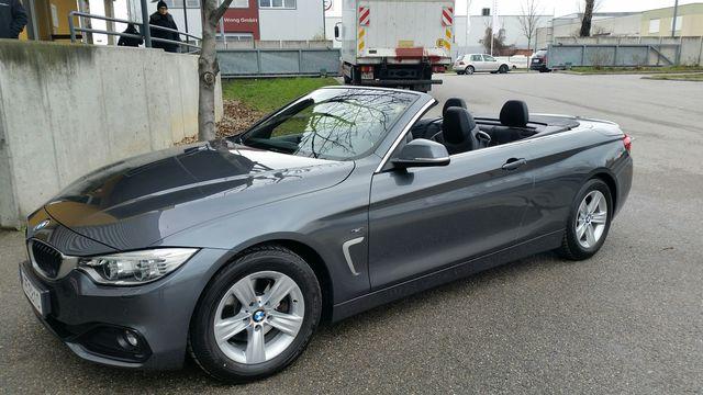 BMW 420d Cabrio F33 N47
