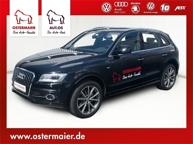 Audi Q5 S-LINE+ExP 2.0TDI 190PS QUATTRO S-TRONIC AHK,