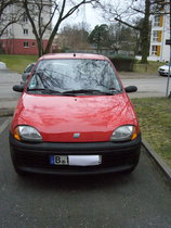 Fiat Seicento Young