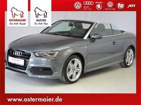 Audi A3 Cabriolet Ambition S-LINE+ExP 1.4TFSI 150PS L