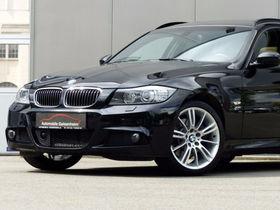 BMW 330d xDrive DPF Touring Aut 100%VOLL! NUR 80TKM!
