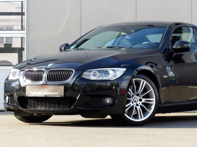 BMW 335i Coupe M-SPORTPAKET! SCHALTER! NUR 96TKM!