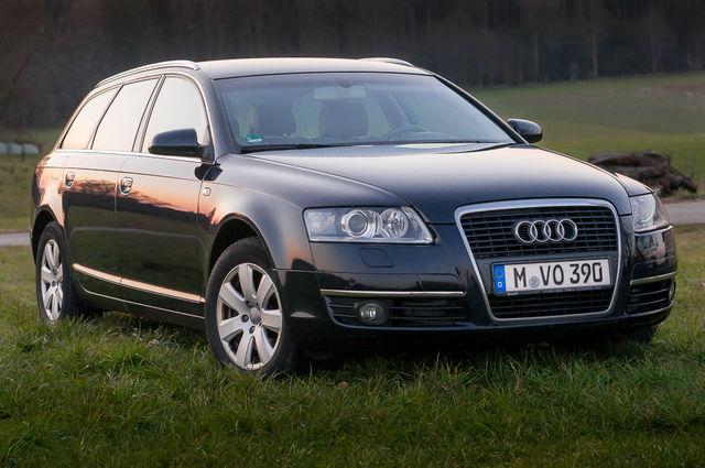 Audi A6 allroad quattro 2.7 TDI tiptronic DPF; Bose