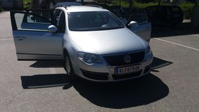 VW Passat Kombi 1,6 TDI, Blue Motion Technology