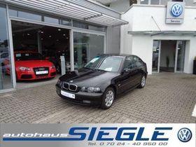 BMW 316ti compact-Automatik-Climatronic-Alu