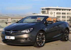 Opel Cascada Innovation 2.0 BiTurbo CDTI 195 PS 6G S/S Leder Nappa Brandy