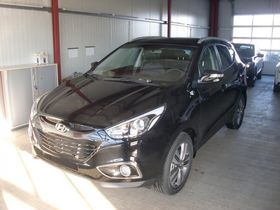 HYUNDAI ix35 2.0 D FL AWD Aut. Leder Navi
