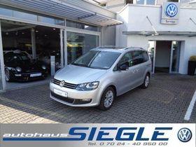 VW Sharan 2.0TDI 4Motion Style-7-Sitze-Navi-Xenon