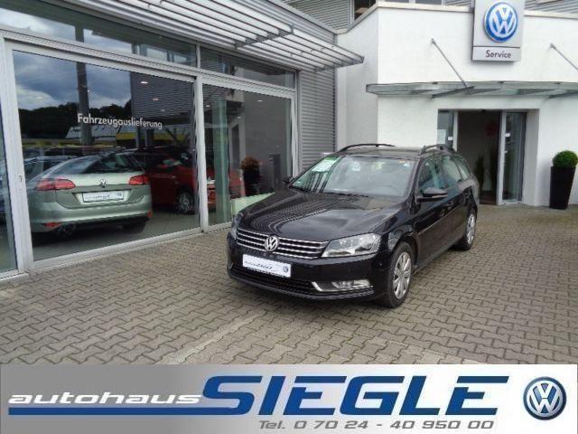 VW Passat Variant 2.0 TDI-Navi-Parklenkassistent