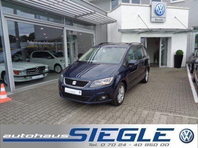 SEAT Alhambra 1.4 TSI DSG-Style-7-Sitze-Navi-Xenon-SD