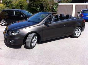 VW Eos, EZ 1/2011, 38.000 km, Leder, Panorama-SD, Navi, Einparkhilfe, sehr gepf