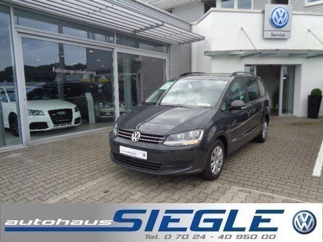 VW Sharan 2.0 TDI 7-Sitze-Navi-AHK-PDC