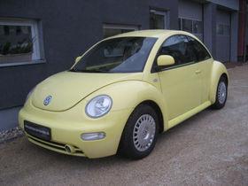 VW New Beetle 2.0-KLIMA-WR-TÜV 12/17
