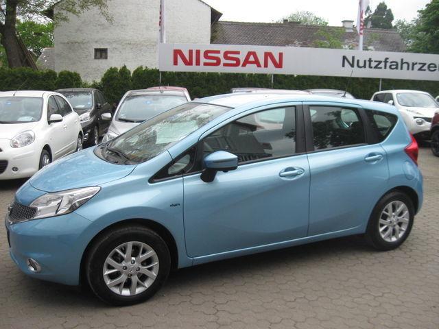 Nissan Note Acenta 1.2 Comfort Plus -TECH-AVM- Navi