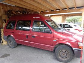 Chrysler Voyager behindertengerecht