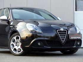 ALFA ROMEO Giulietta 1.8 TBi 16V NAVI! BOSE! TEMPOMAT!