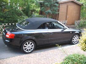 Audi A4 Cabriolet 3.0, Verdeck neu, Garage, S-line, Leder, Multitronic, ATM