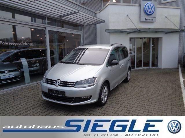 VW Sharan 2.0 TDI BMT Match-7-Sitze-Navi