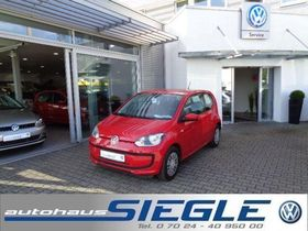 VW up! move up-Klima-1.Hand