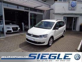VW Sharan 2.0 TDI Match-Navi-Business-AHK