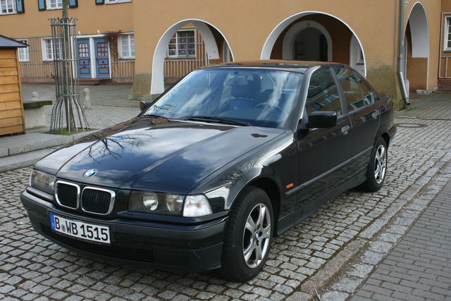 BMW 316i - generalüberholt - TÜV neu - guter Zustand