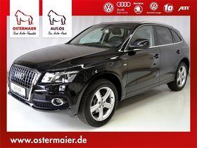 Audi Q5 S-LINE ExP 2.0TDI 170PS QUATTRO XENON,19'ALU,