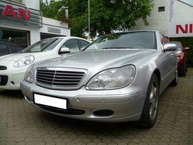 Mercedes-Benz S 320 Leder Xenon Navi SD PDC Nur für Händler