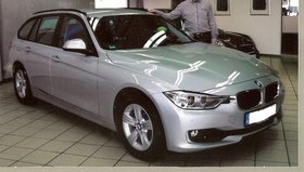 BMW 320d Touring 8-Gang-Automatik