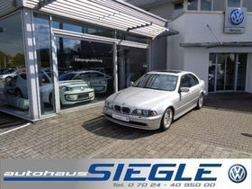 BMW 540i Limo-Vollausstattung