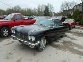 Cadillac weitere 62 Series