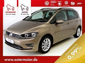 VW Golf Sportsvan Comfortline LOUNGE 1.6TDI AHK,SIT
