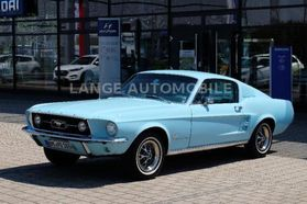 FORD Mustang Fastback 289 UNRESTAURIERT & ORIGINAL