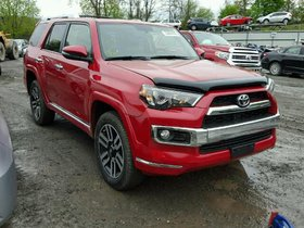 2016 Toyota 4-Runner