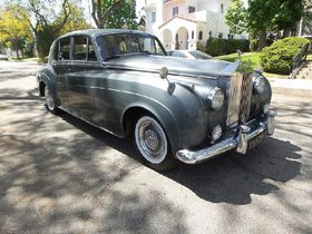 1960 Bentley Oldtimer