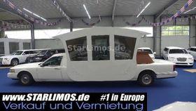 LINCOLN Stretch Limousine Kutsche Coach