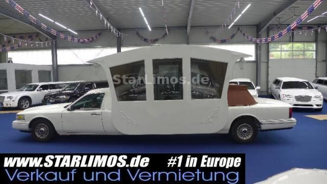 LINCOLN Stretch Limousine Kutsche Coach