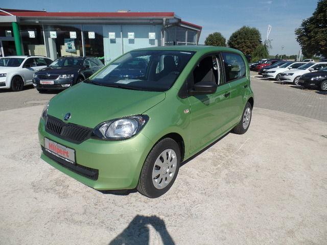 Skoda Citigo 1.0 MPI 44kW, 5 Türen Cool Edition ,Klima
