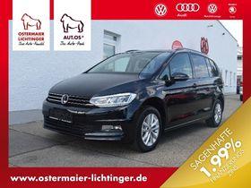 VW Touran Comfortline 2.0TDI DSG 7 SITZE,PANORAMA,A