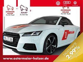 Audi TT Roadster S-LINE+ExP 2.0TFSI 230PS QUATTRO S-T