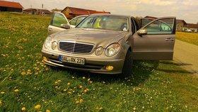 Mercedes-Benz E 320 Avantgarde Automatik