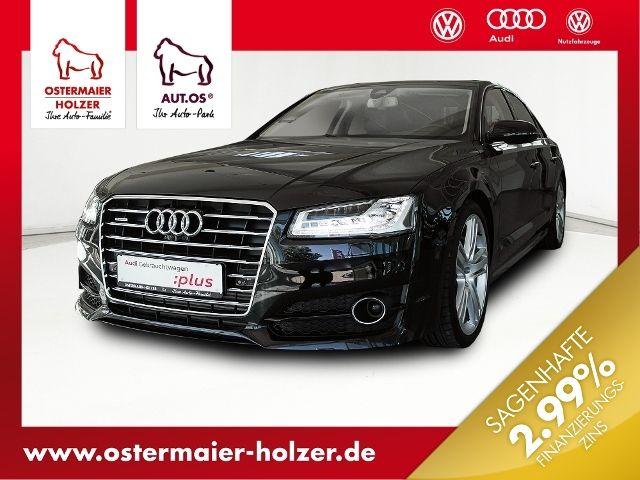 Audi A8 3.0TDI NP:122tEUR, NACHTSICHT,MATRIX,ASSISTEN