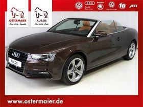 Audi A5 Cabriolet 2.0TFSI 211PS A8M LEDER,XENON,NAVI