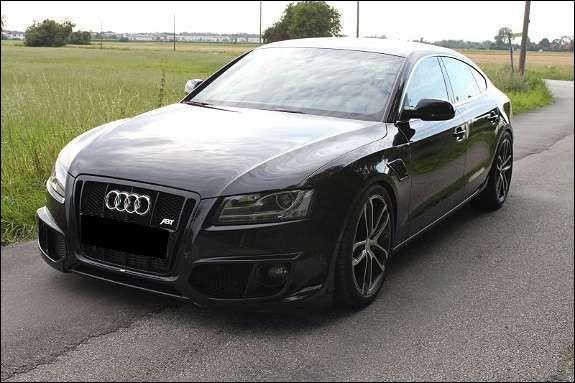 Audi A5 3,0 TDI quattro ABT