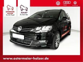VW Sharan Highline 2.0TDI DSG 7-SITZE AHK,NAVI,XENO