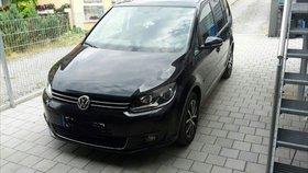 VW Touran Style TSI 1.4
