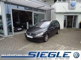 PEUGEOT 307 HDi SW 135-Climatronic-Panorama SD-BC-