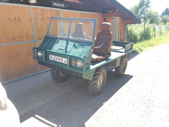 Used Puch Haflinger