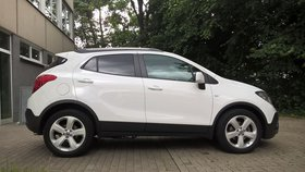 Opel Mokka Allrad (4X4 ) 1,4 Turbo 140 Ps Start/Stopp Edition