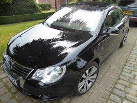 Liebhaberfahrzeug VW Eos DSG Individual Chrom Cabrio