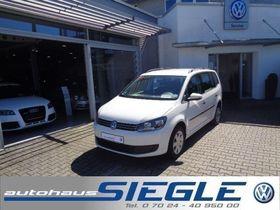 VW Touran 1.4 TSI EcoFuel-Winterpaket